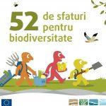 Le puteţi aplica în fiecare zi. 52 de sfaturi pentru biodiversitate