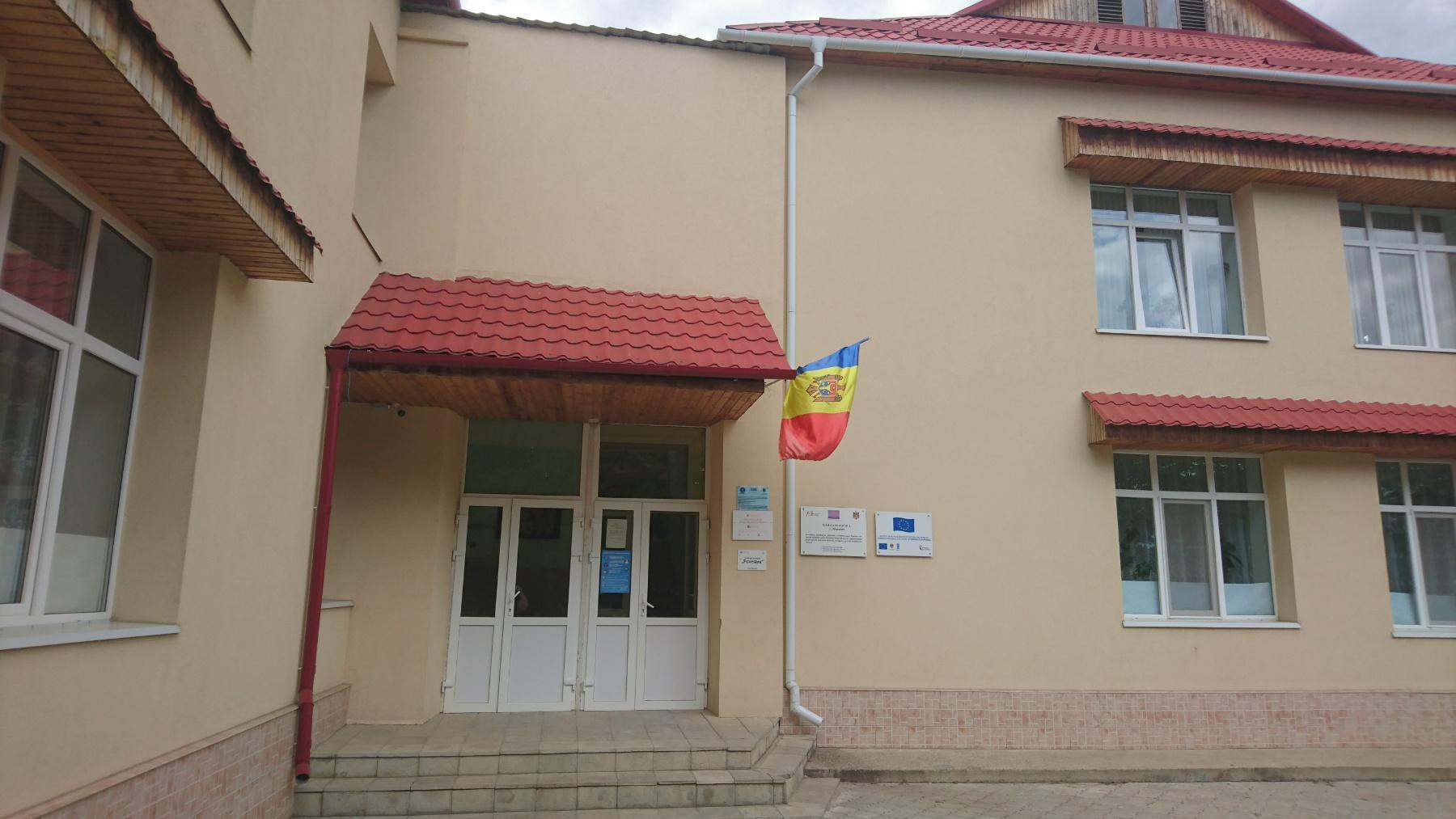 """Grădiniţa """"Povestea"""", prima instituţie din Nisporeni ce a trecut la energia regenerabilă"""