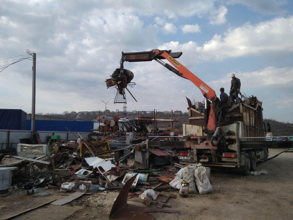 Activitatea unei întreprinderi de colectare și depozitare a metalelor, suspendată. Motivul