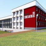 /FOTO/ Eficiența energetică a unui liceu din orașul Leova va fi sporită