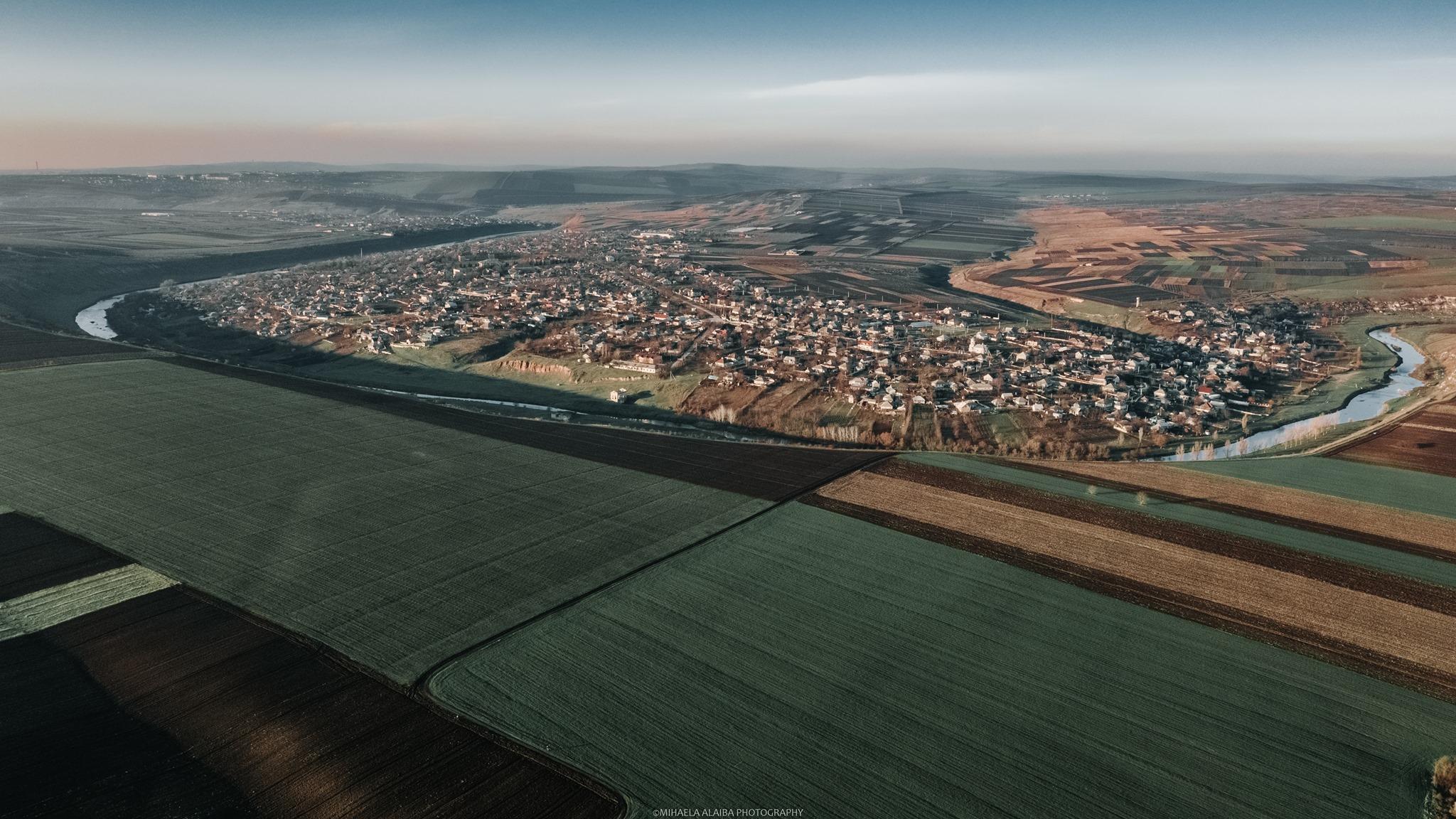 FOTO/ Fără zăpadă. Cum arată Moldova în ianuarie 2021