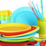 Germania interzice obiectele de plastic de unică folosinţă