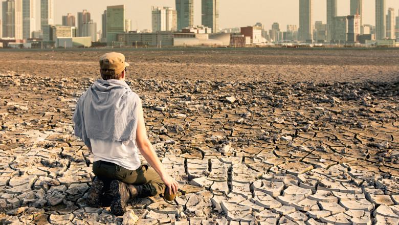 STUDIU/ Activitatea umană este principala cauză a încălzirii globale