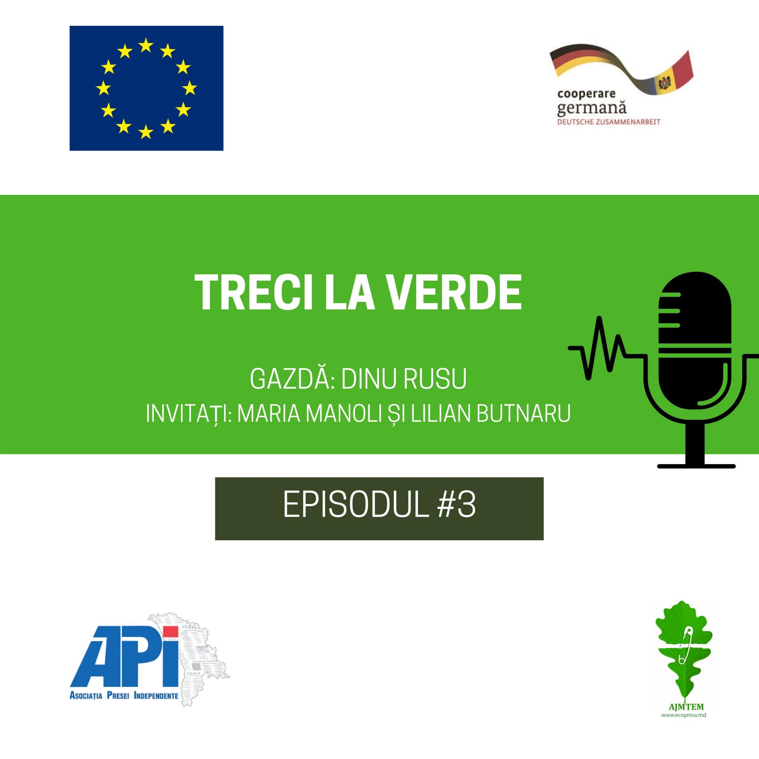 AUDIO/ Treci la Verde. Grupurile de Acțiune Locală și proiectele de mediu