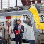 Agenţia Europeană de Mediu încurajează mersul cu trenul. Transportul feroviar a reprezentat sub 1% din emisiile poluante