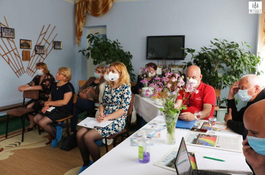 FOTO/ Lecții din proiecte UE preluate la Vorniceni
