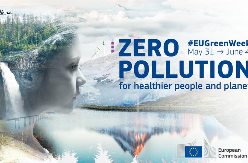 Săptămâna Verde Europeană 2021. Trei evenimente la care poți participa