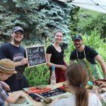 Iarmarocul de Ziua Mediului a găzduit produse eco și activități interactive