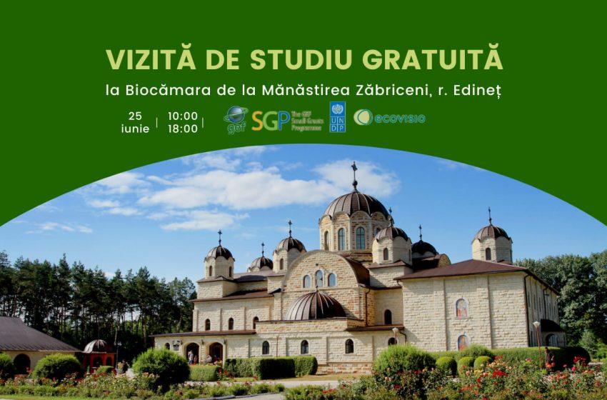 Agricultorii sunt invitați la o vizită de studiu la Biocămara