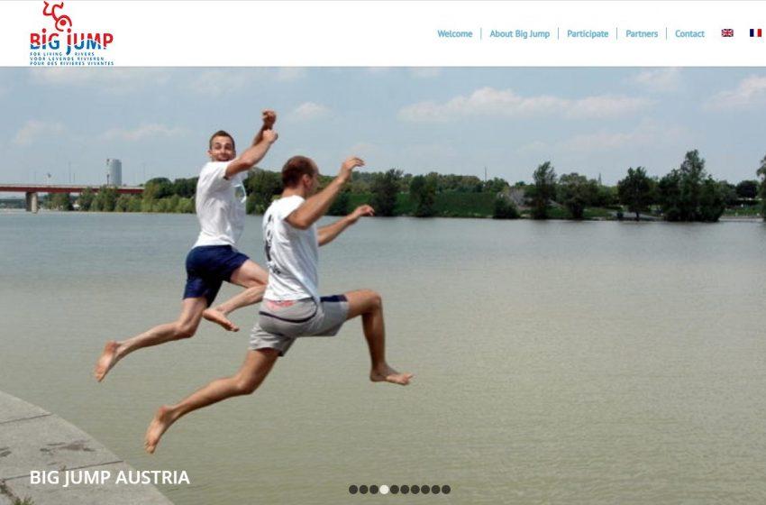 Big Jump – o acțiune europeană prinde avânt în R. Moldova. Află când poți sări în orice râu