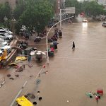 Zeci de persoane decedate în China. Provincia Henan este afectată de cele mai abundente ploi din ultimii o mie de ani