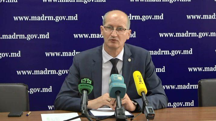 VIDEO/ UPDATE. Ministrul Perju solicită Guvernului în demisie alocarea a 246 de mln. de lei pentru acoperirea prejudiciilor cauzate de ploi