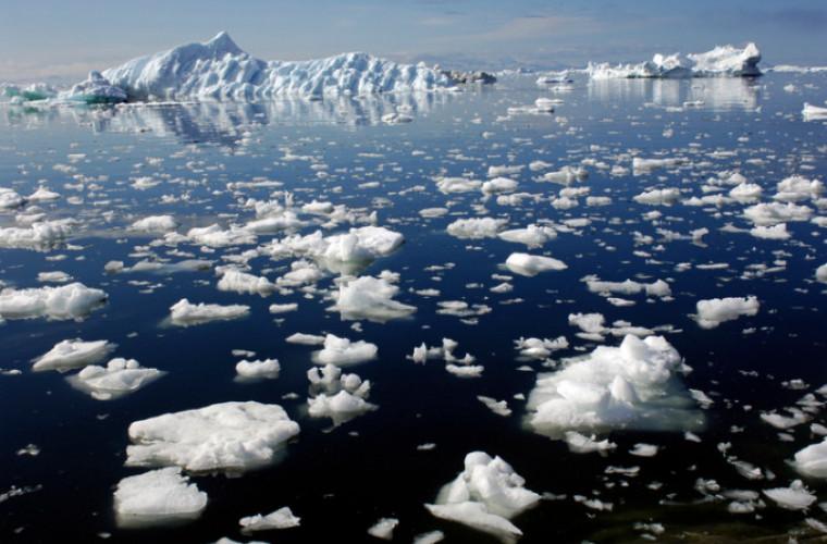 Încălzirea globală schimbă curenții oceanici din Oceanul Atlantic