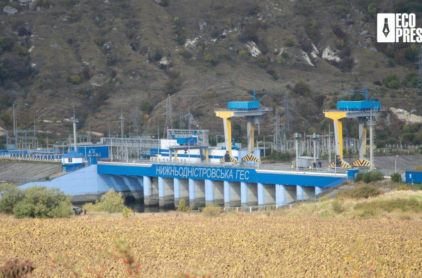 Specialiștii contrazic Ministerul Mediului. Trombițchi: În rezultatul impactului hidrocentralei, Nistrul pierde anual cca 1.2 km3 de apa