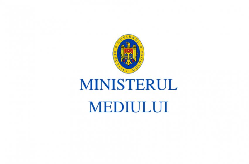 Domeniul web  mediu.gov.md va fi atribuit Ministerului Mediului. Cum vom accesa Agenția de Mediu