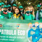 FOTO/ În zece localități au fost create grupuri Patrula ECO. Elevii din Slobozia-Dușca vor crește copaci din semințe