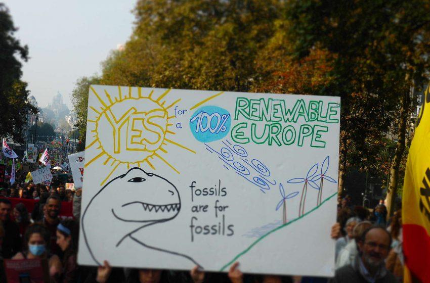 Peste 180 de organizații europene de mediu lansează un apel înainte de COP26: e nevoie de o dezvoltare fără precedent a energiei solare și eoliene pentru a evita colapsul climatic