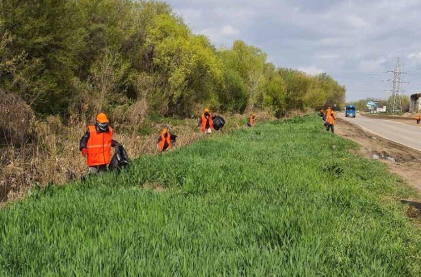 Sâmbătă va avea loc o acțiune de salubrizare a albiei râului Bâc. Chișinăuienii, îndemnați să participe